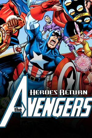 Avengers (1998 - 2004) thumbnail