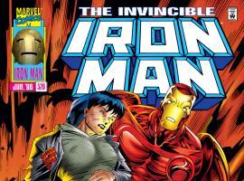 Iron Man (1968) #329 Cover