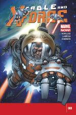 Cable and X-Force (2012) #8