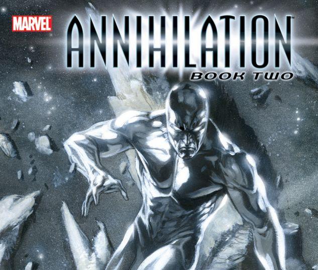 Annihilation Book 2 (2007) TPB