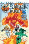 Fantastic Four (1998) #43 Cover