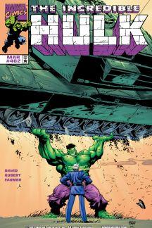 Incredible Hulk #462