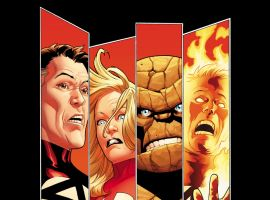 Fantastic Four Launches into All-New Marvel NOW!