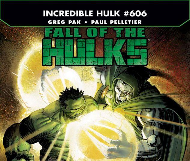 Incredible Hulks (2009) #606
