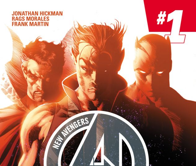 NEW AVENGERS 16.NOW (ANMN, WITH DIGITAL CODE)