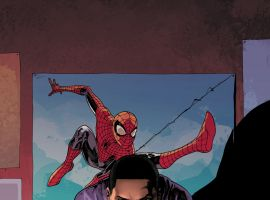 Miles Morales: Ultimate Spider-Man #2 cover by David Marquez