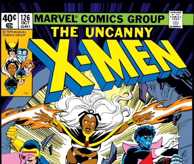 Uncanny X-Men (1963) #126 Cover