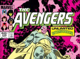 Avengers (1963) #238 Cover