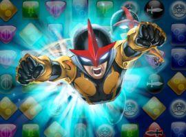 Nova in Marvel Puzzle Quest