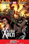 All New X-Men (2012) #5 Cover