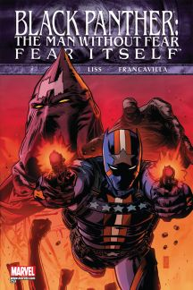 Black Panther: The Man Without Fear #523