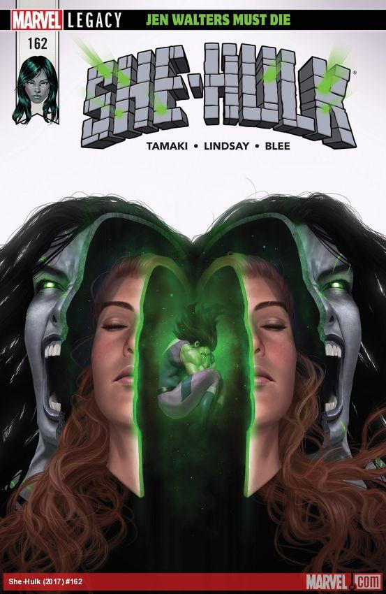 She-Hulk (2017) #162