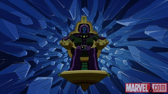 Kang from The Avengers: Earth's Mightiest Heroes!