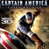 Captain America: Super Soldier XBox 360 Box Art