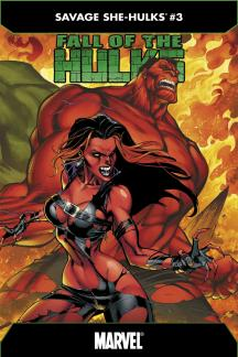 Fall of the Hulks: The Savage She-Hulks (2010) #3