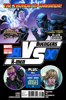 Avengers Vs. X-Men: Versus (2011) #5 (Fight Poster Variant)