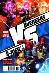 Avengers Vs. X-Men: Versus #6 