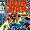 Iron Man (1968) #245 Cover