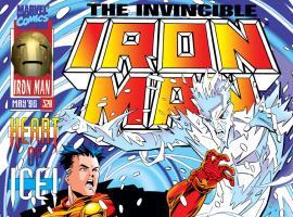 Iron Man (1968) #328 Cover