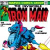 Iron Man (1968) #163 Cover