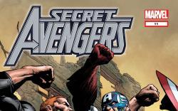 Secret Avengers (2010) #11