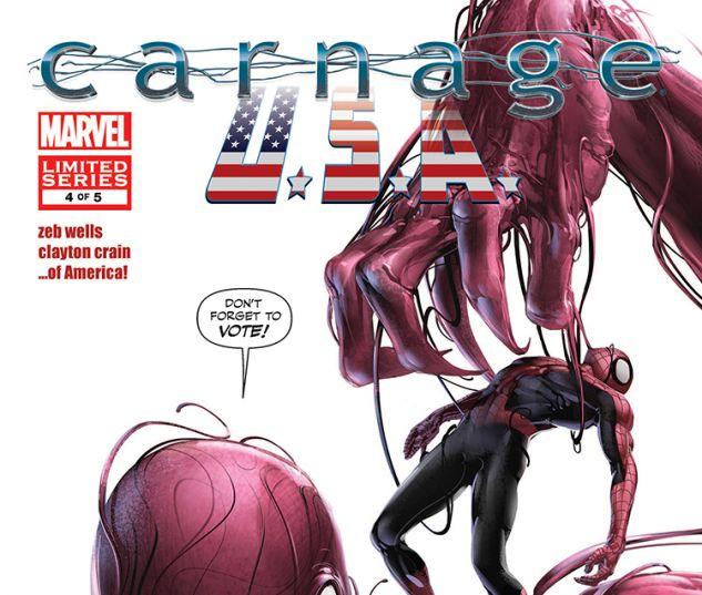 Carnage, U.S.A. (2011) #4
