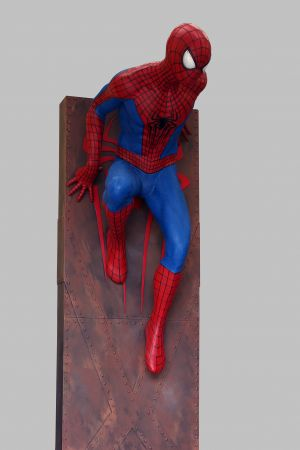 Life-Size Amazing Spider-Man 2 Statue