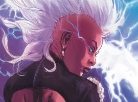Women of Marvel Reading Circle: Storm #1