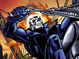 Marvel Halloween Spooklight 2015: Ghost Rider