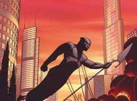 Black Panther (2015) #2