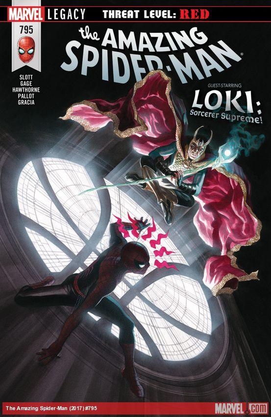 The Amazing Spider-Man (2015) #795