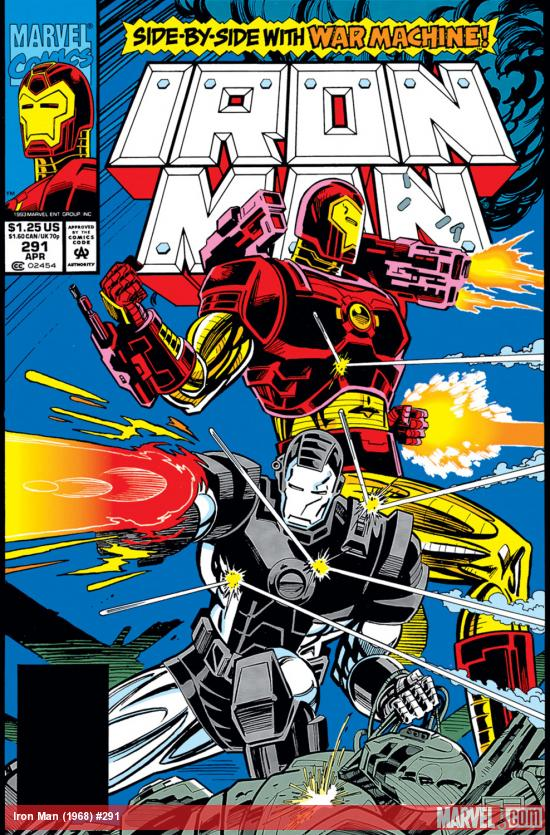 Iron Man (1968) #291