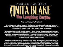 ANITA BLAKE: THE LAUGHING CORPSE - NECROMANCER #4, intro page