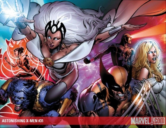 ASTONISHING X-MEN #31