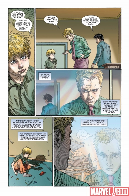 IMMORTAL IRON FIST #27, page 5