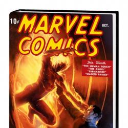 GOLDEN AGE MARVEL COMICS OMNIBUS (JELENA KEVIC DJURDJEVIC COVER)