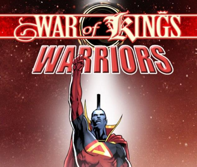 WAR OF KINGS: WARRIORS - GLADIATOR #1