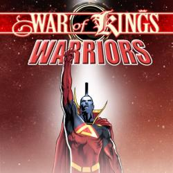 WAR OF KINGS: WARRIORS - GLADIATOR #1