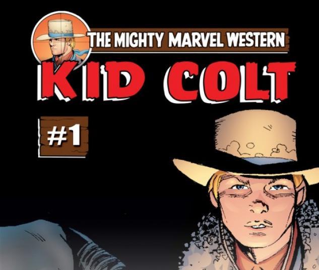 KID COLT #1