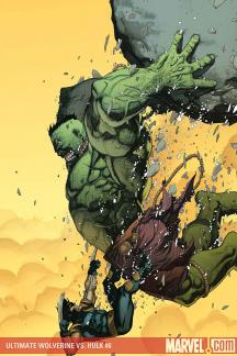 Ultimate Wolverine Vs. Hulk (2005) #6