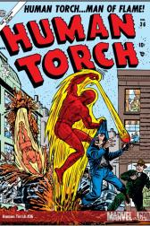Human Torch #36 