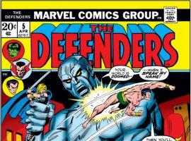 Defenders, The #5