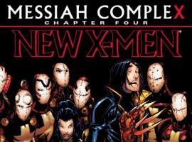 New X-Men #44 Finch Cover
