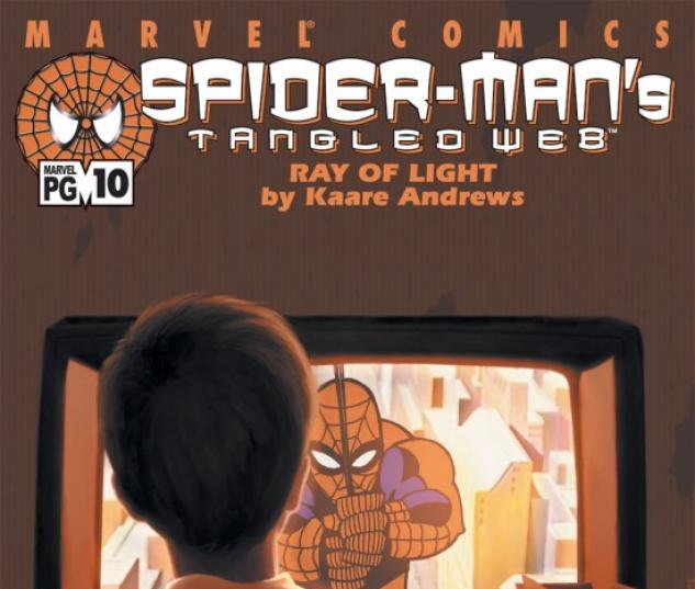 SPIDER-MAN'S TANGLED WEB #10