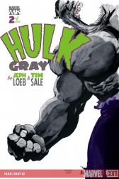 Hulk: Gray #2 