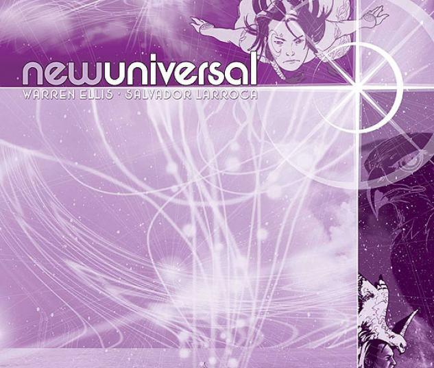 NEWUNIVERSAL #5 COVER