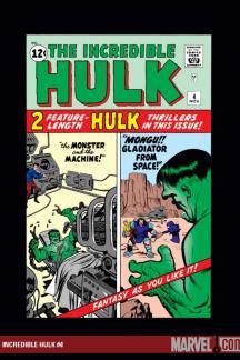 Incredible Hulk (1962) #4