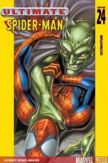 Ultimate Spider-Man Vol. IV: Legacy (Trade Paperback)
