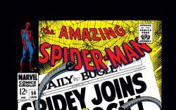 AMAZING SPIDER-MAN (2008) #56 COVER