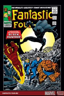 Fantastic Four (1961) #52